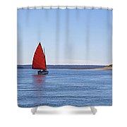Ripple Shower Curtain