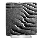 Ripples 5 Shower Curtain