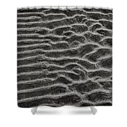 Ripples 9 Shower Curtain