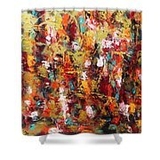 Rise To A New Level Shower Curtain
