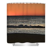 Rising To The Occasion - Jersey Shore Shower Curtain