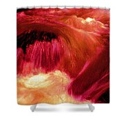 River From Hell Shower Curtain