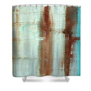 River Of Desire 1 By Madart Shower Curtain