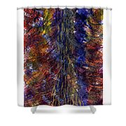 River Of Emotions Shower Curtain