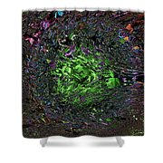 River Of Fate Shower Curtain