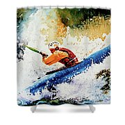 River Rush Shower Curtain