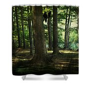 Rivermouth Shower Curtain