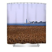 River's End Shower Curtain
