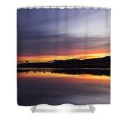 Riverscape Shower Curtain