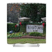 Rivertowne Shower Curtain