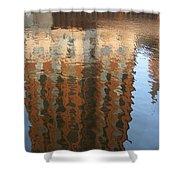 Riverwalk Reflection Shower Curtain
