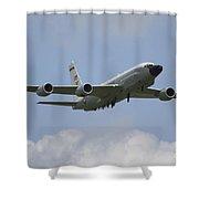 Rivet Joint Shower Curtain