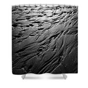 Rivulets Shower Curtain