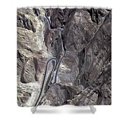 Road To Nazca Shower Curtain