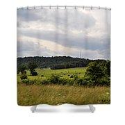 Road Trip 2012 Shower Curtain