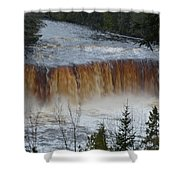 Roaring Falls Shower Curtain