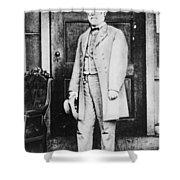 Robert Edward Lee  Shower Curtain