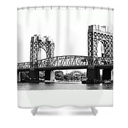 Robert F. Kennedy Bridge Shower Curtain