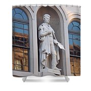 Robert Fulton Shower Curtain