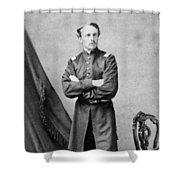 Robert Gould Shaw Shower Curtain
