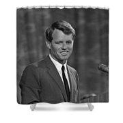 Bobby Kennedy Shower Curtain