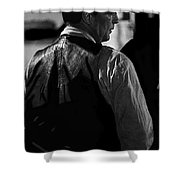 Robert Mitchum Young Billy Young Set Old Tucson Arizona  Shower Curtain