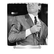 Robert Palmer Shower Curtain