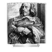 Robert Van Voerst (1597-1635/36) Shower Curtain