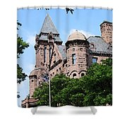 Rochester City Hall 2009 Shower Curtain