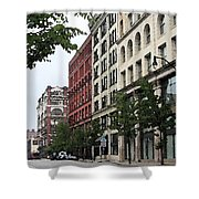Rochester Downtown IIi 2009 Shower Curtain