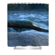 Rock Rapids Two Shower Curtain