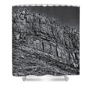 Rock Ridge 100 Shower Curtain