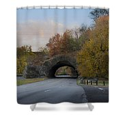 Rock Tunnel - Kelly Dive Shower Curtain