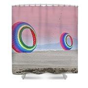 Rockaway Shower Curtain