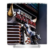 Rockbar Shower Curtain