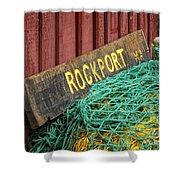 Rockport Shower Curtain