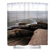 Rockport Point Shower Curtain