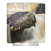 Rocks And Rapids #2 Shower Curtain