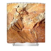 Rockscape 8 Shower Curtain