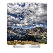 Rocky Mountain Dreams Shower Curtain