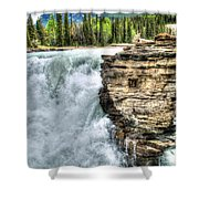 Rocky Mountain Dreams Shower Curtain