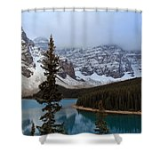 Rocky Mountain Escape Shower Curtain