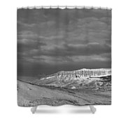 Rocky Mountain Front Shower Curtain