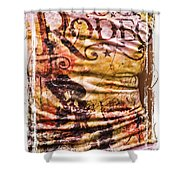Rodeo T-shirt Shower Curtain