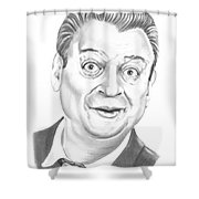 Rodney Dangerfield Shower Curtain