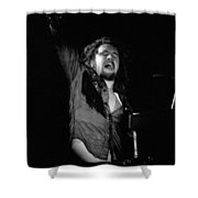Roger Boyd 2 Shower Curtain
