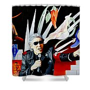 Roger Waters-the Wall Shower Curtain