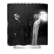 Rogers And Clemens, C1900 Shower Curtain