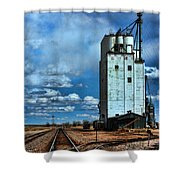 Roggen Co Shower Curtain