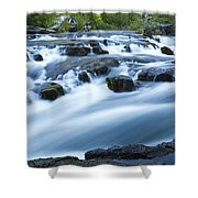 Rogue River Falls 9 Shower Curtain